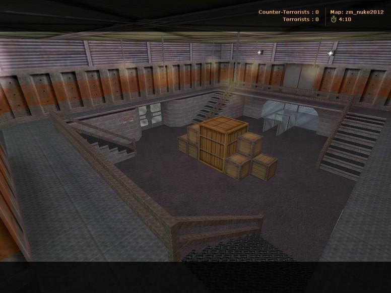 «zm_nuke2012» для CS 1.6