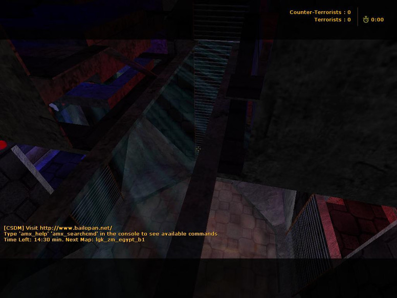 «zm_octagon» для CS 1.6