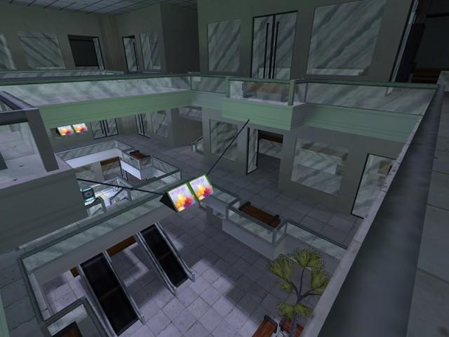 «zm_pillaged_mall» для CS 1.6