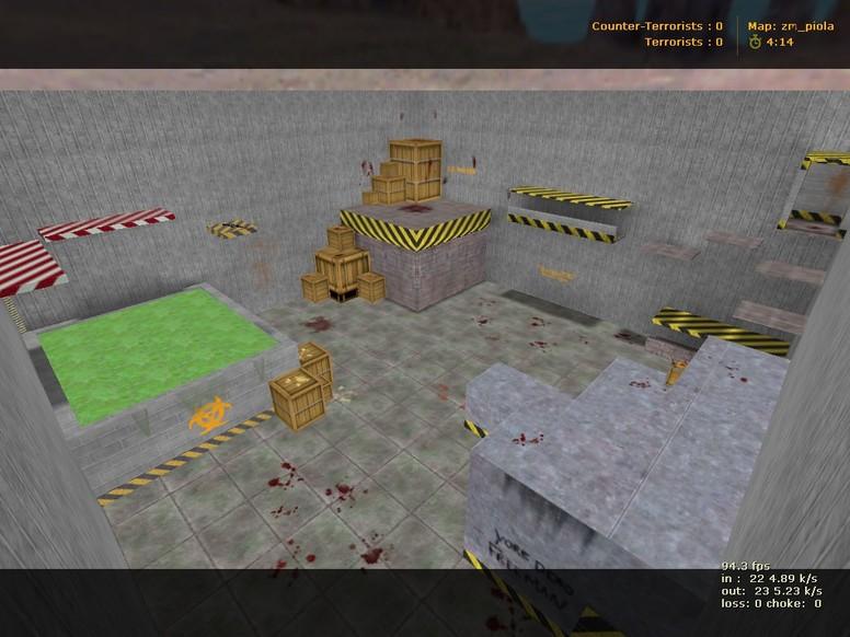 «Zm_piola» для CS 1.6