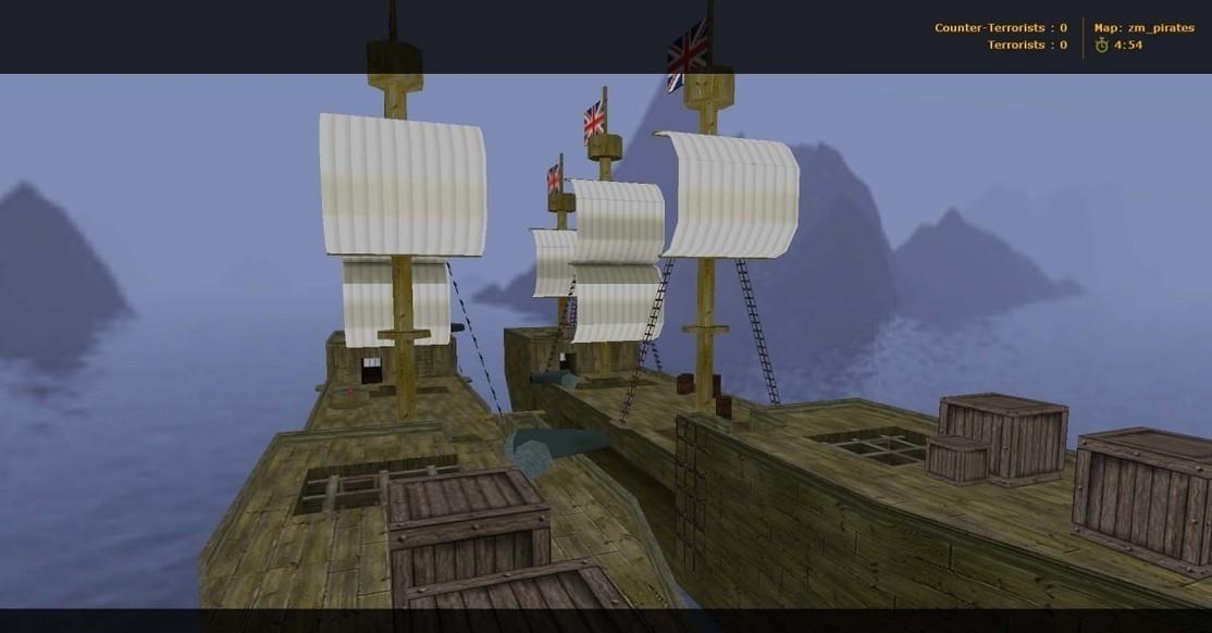 «zm_pirates» для CS 1.6
