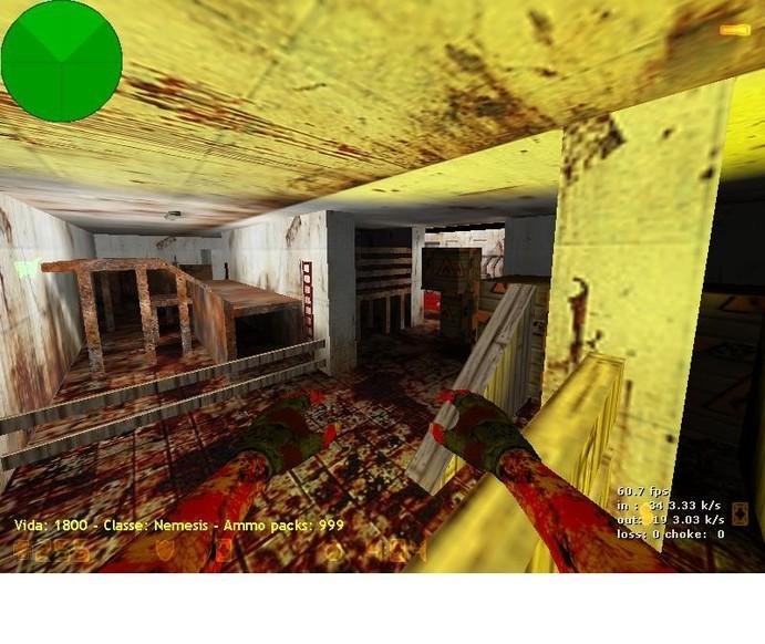 «zm_pool_evil» для CS 1.6