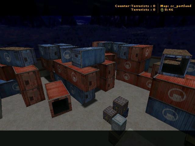 «zm_portland» для CS 1.6