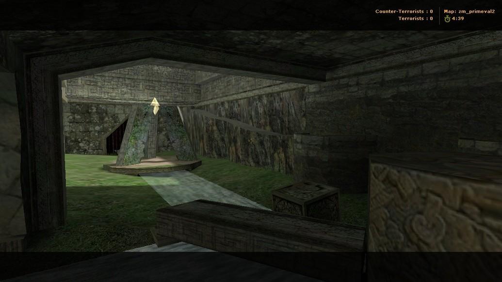 «zm_primeval2» для CS 1.6