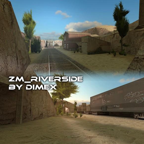 «zm_riverside» для CS 1.6