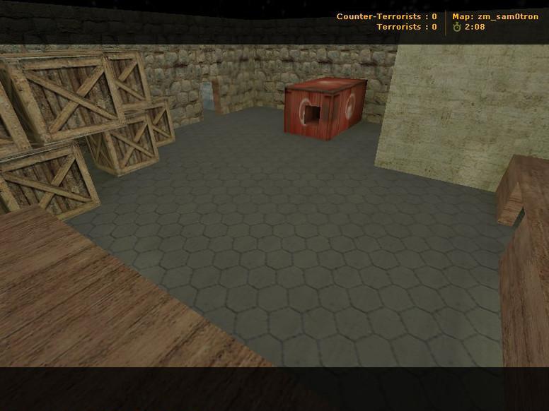 «zm_sam0tron» для CS 1.6