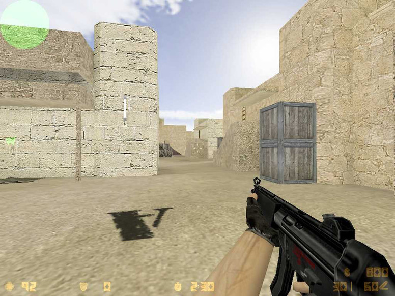 «zm_sand_new» для CS 1.6