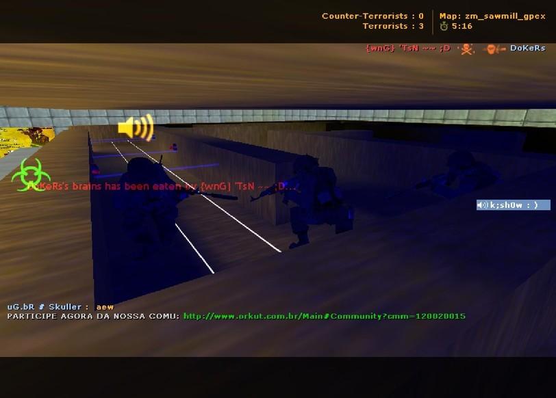 «zm_sawmill_gpex» для CS 1.6
