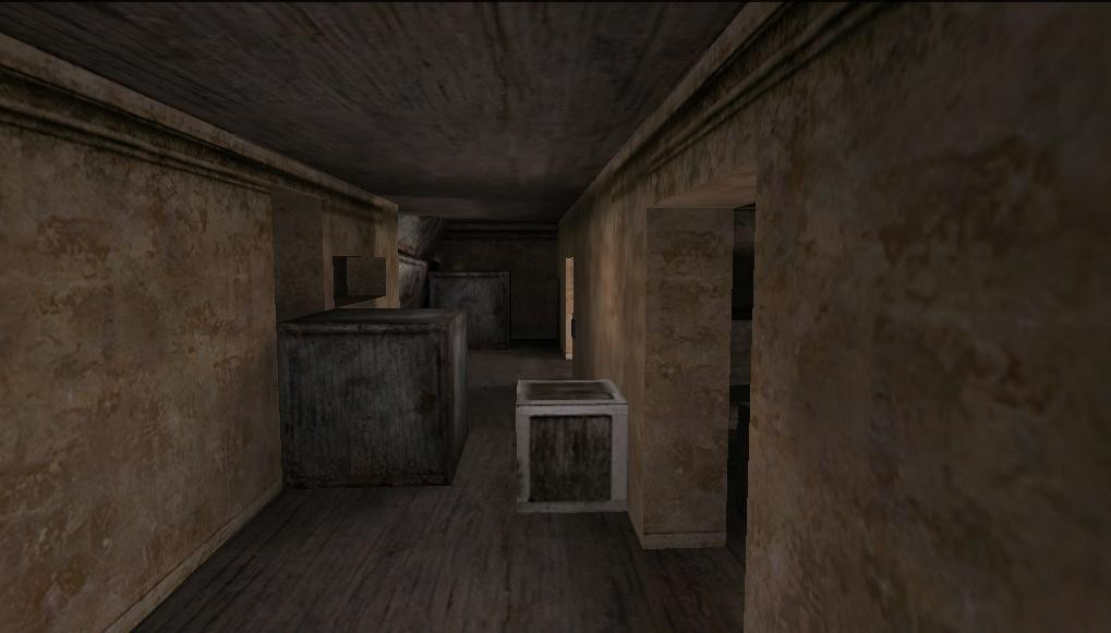 «zm_scaryhouse» для CS 1.6
