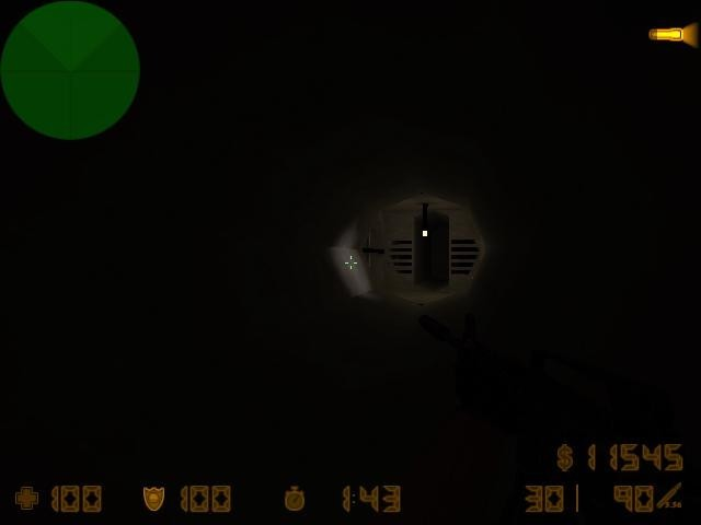 «zm_secret_sewers» для CS 1.6