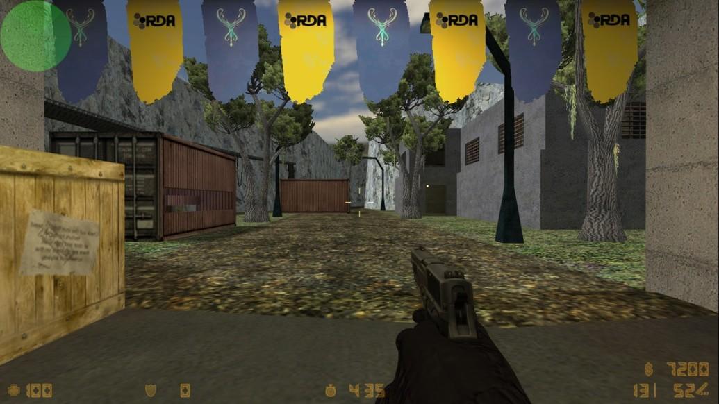 «zm_siege» для CS 1.6