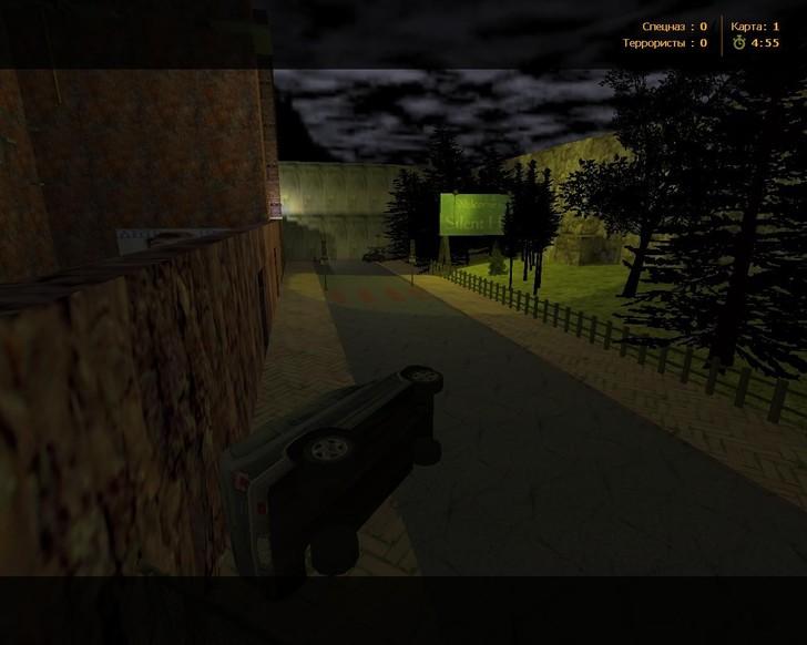 «zm_silent_hill_street_v1» для CS 1.6