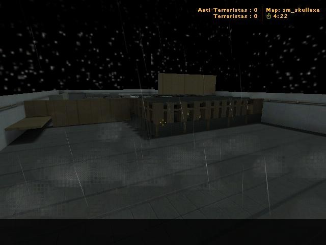 «zm_skullaxe» для CS 1.6