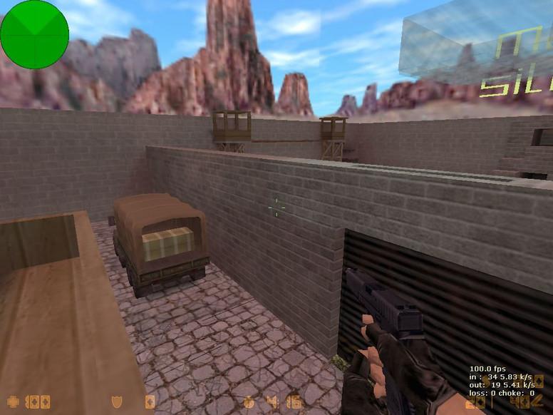 «zm_sLn_mansion» для CS 1.6