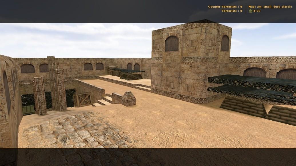 «zm_small_dust_classic» для CS 1.6