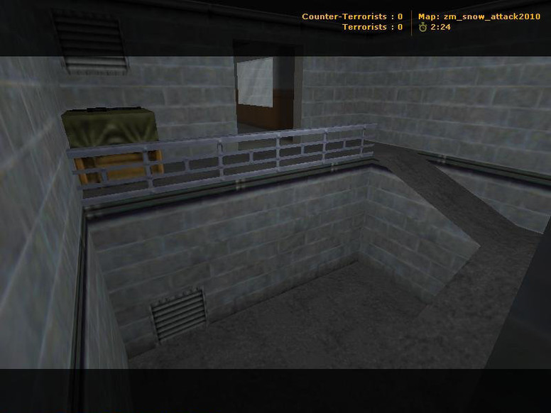 «zm_snow_attack2010» для CS 1.6