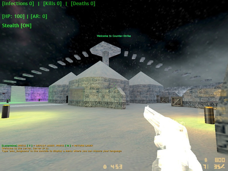 «zm_snow_attack_dd» для CS 1.6