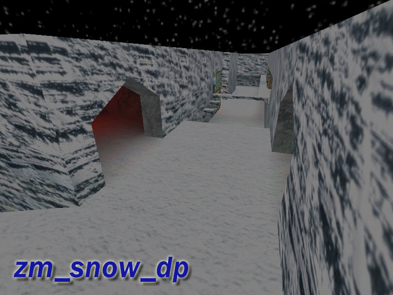 «zm_snow_dp» для CS 1.6