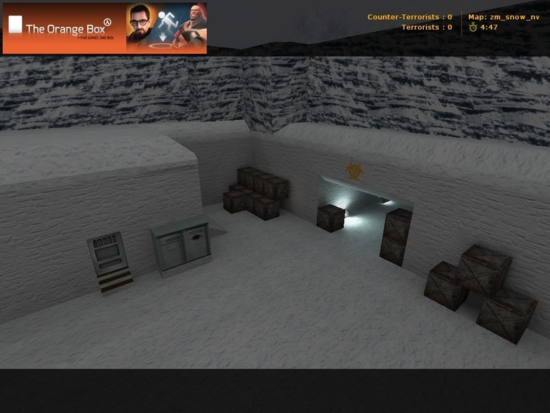 «zm_snow_nv» для CS 1.6