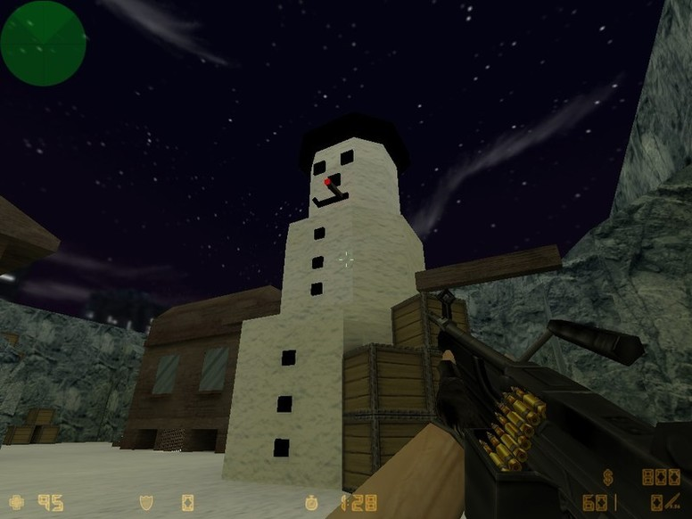 «zm_snow_skilluj» для CS 1.6