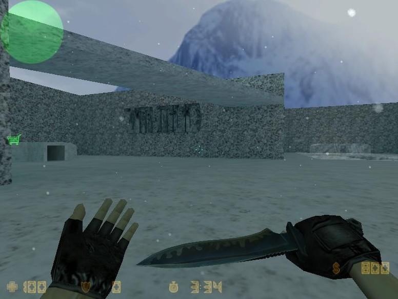 «zm_snow_vk2» для CS 1.6