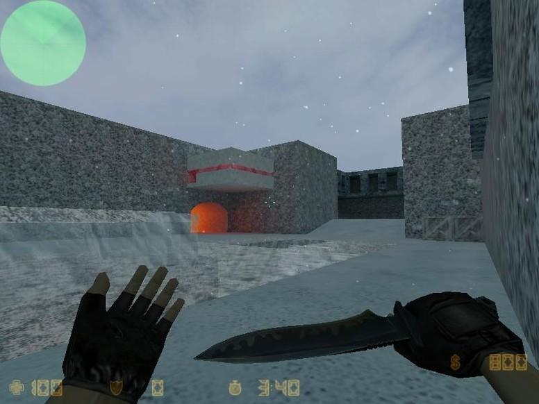 «zm_snow_vk3» для CS 1.6