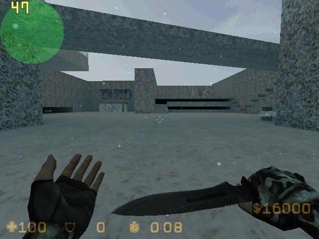 «zm_snow_vk5» для CS 1.6