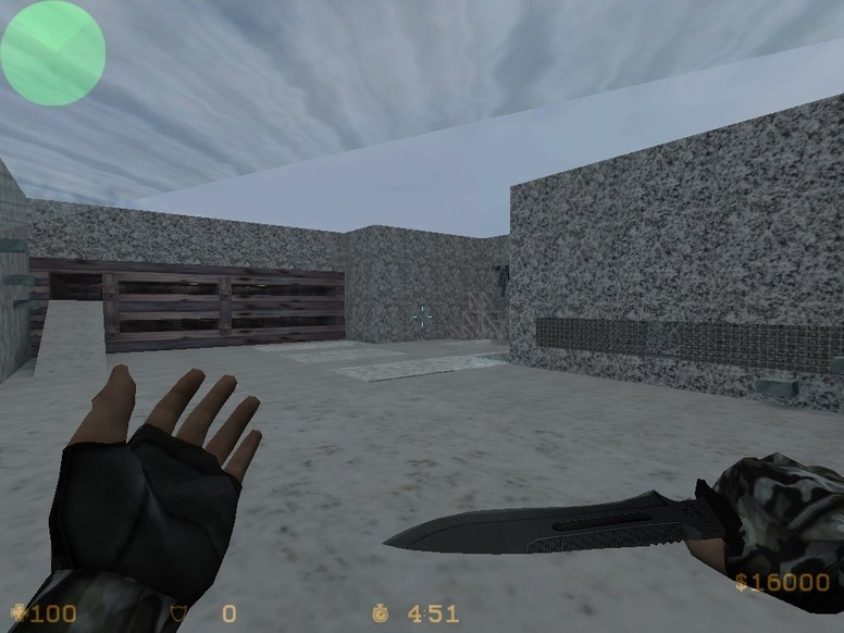 «zm_snow_vk6» для CS 1.6