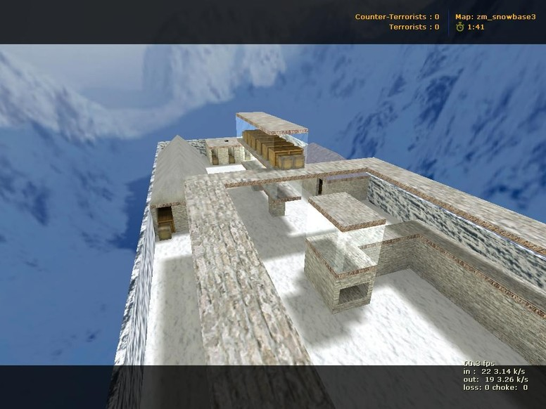 «zm_snowbase3» для CS 1.6
