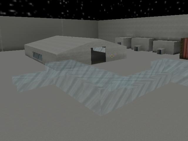 «zm_snowland_v1» для CS 1.6