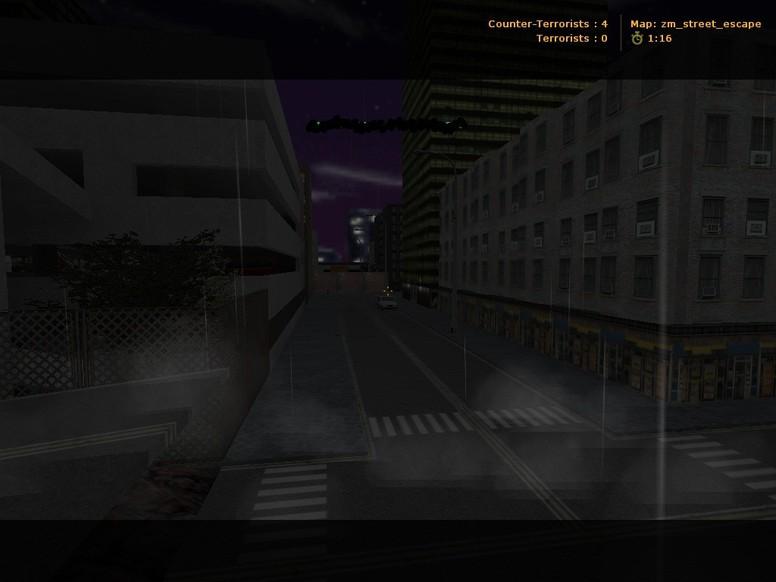 «zm_street_escape» для CS 1.6