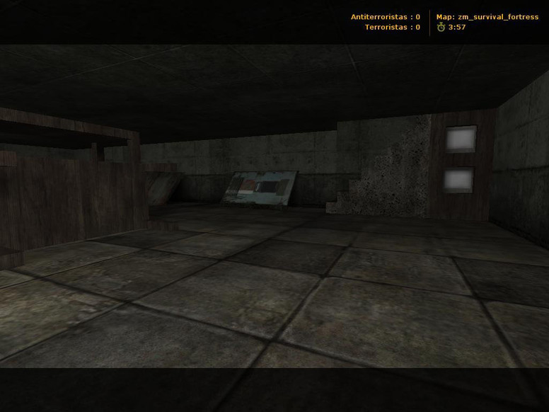 «zm_survival_fortress» для CS 1.6