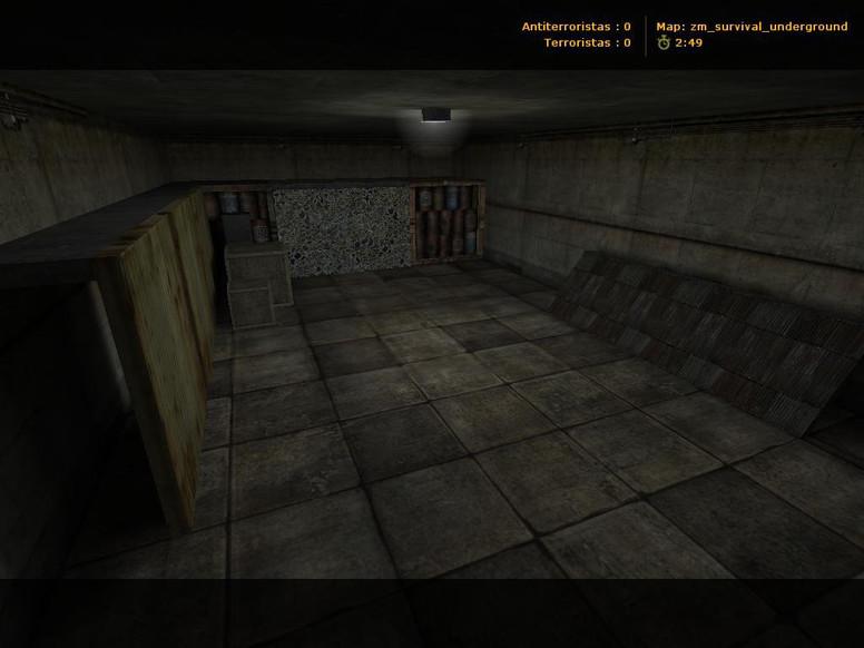 «zm_survival_underground» для CS 1.6