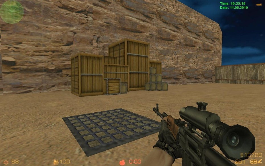 «zm_survive» для CS 1.6