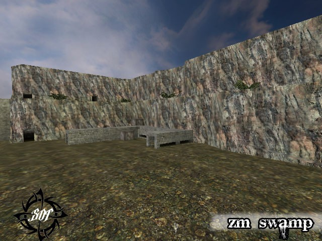 «zm_swamp» для CS 1.6