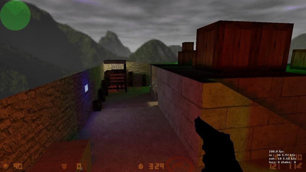 «zm_terrible_invasion2» для CS 1.6