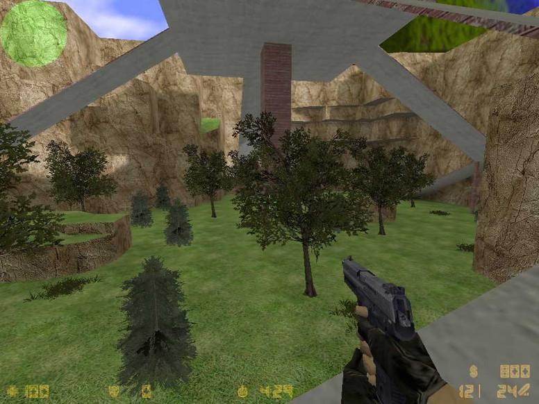 «zm_tower_new» для CS 1.6