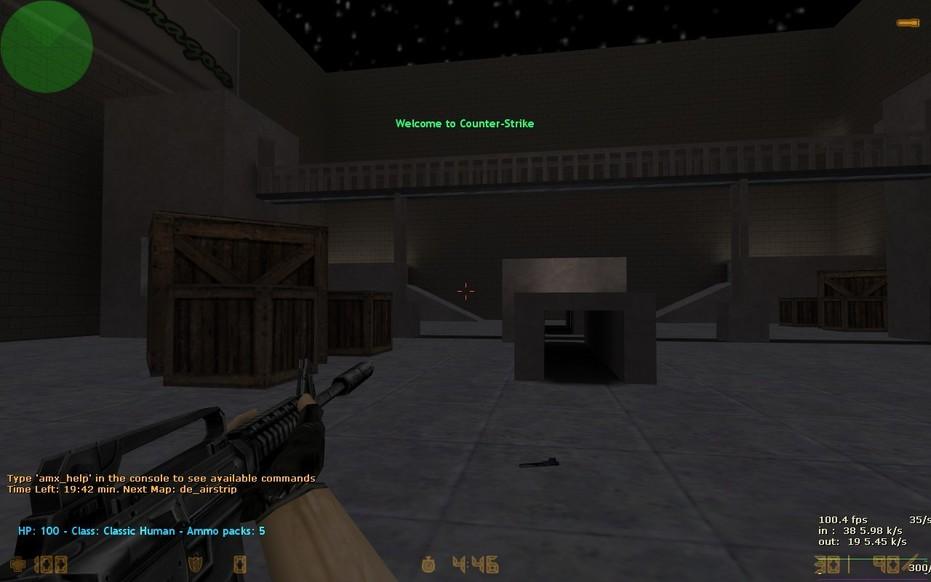 «zm_towers_nD» для CS 1.6