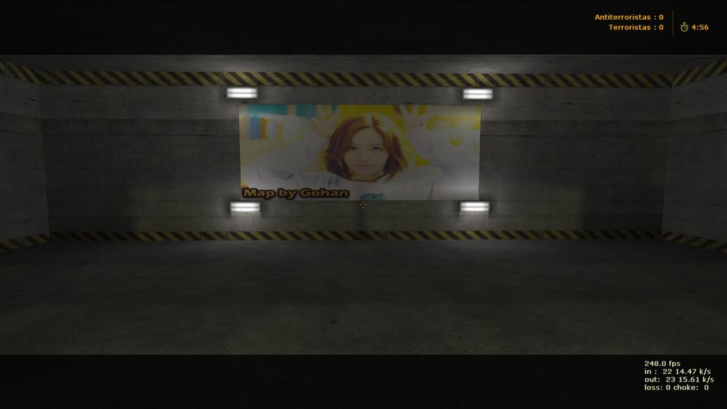 «zm_toxic_fox» для CS 1.6