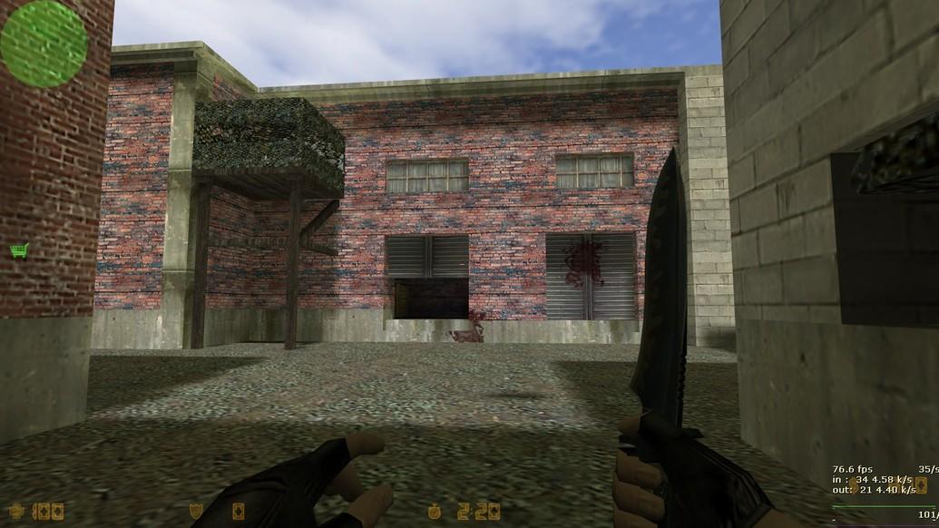«zm_train_kamp_2k17» для CS 1.6