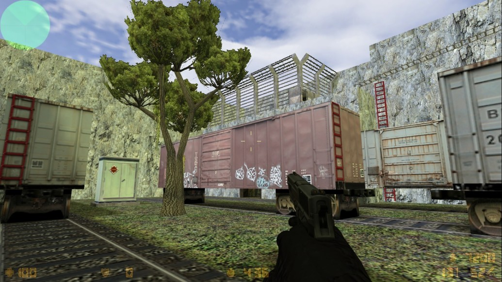 «zm_train_nature» для CS 1.6