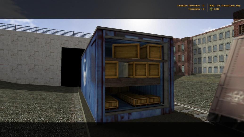 «zm_trainattack» для CS 1.6