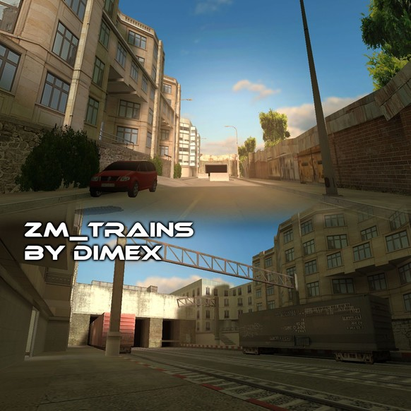 «zm_trains» для CS 1.6