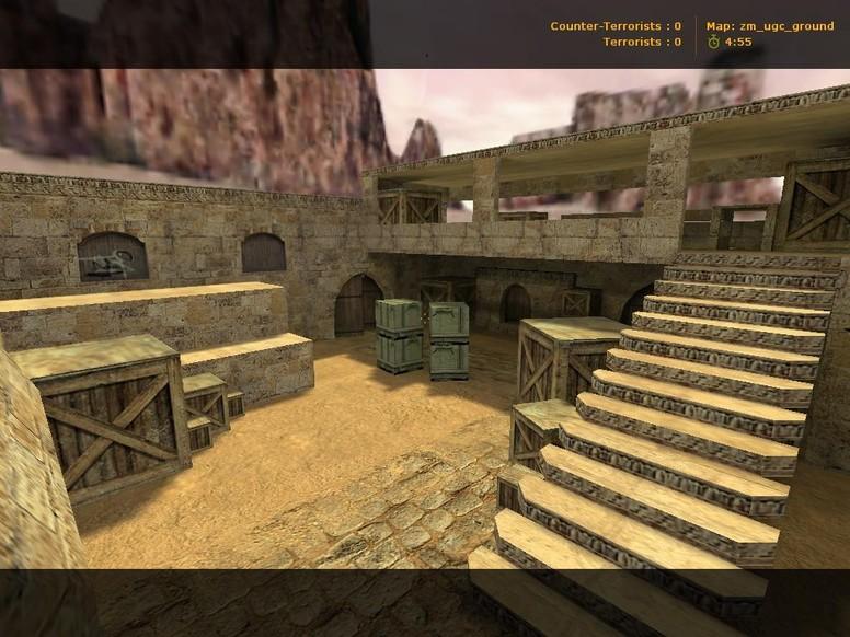 «zm_ugc_ground» для CS 1.6