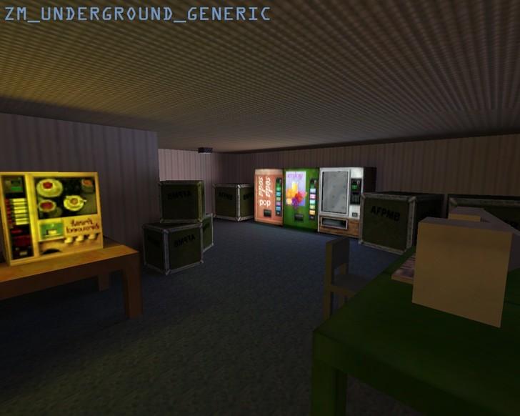 «zm_underground_generic» для CS 1.6