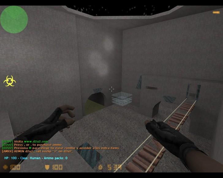 «zm_underworld2k» для CS 1.6
