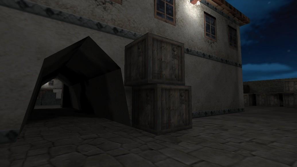 «zm_ville_alley» для CS 1.6