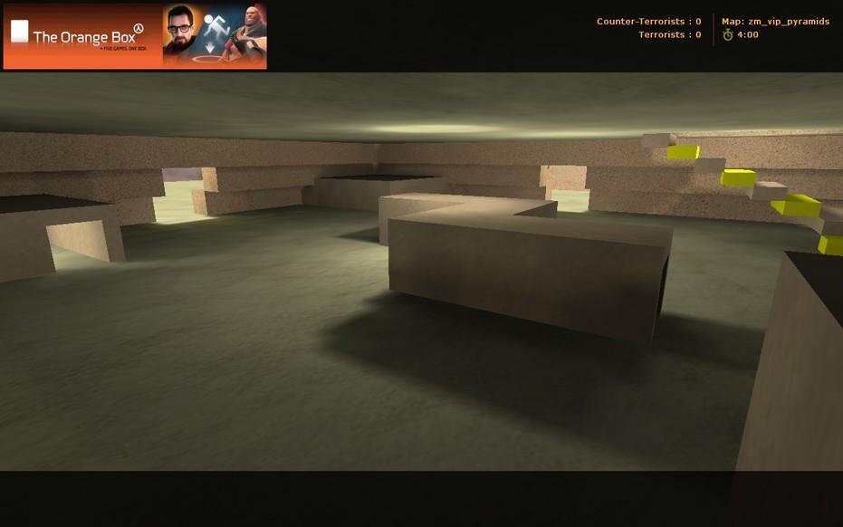 «zm_vip_pyramids» для CS 1.6