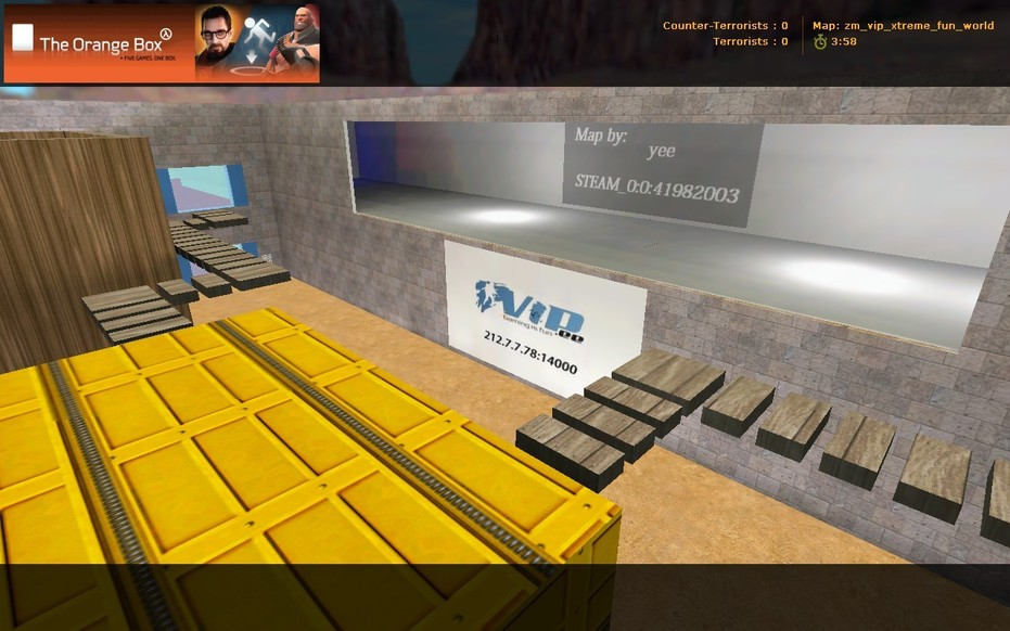 «zm_vip_xtreme_fun_world» для CS 1.6
