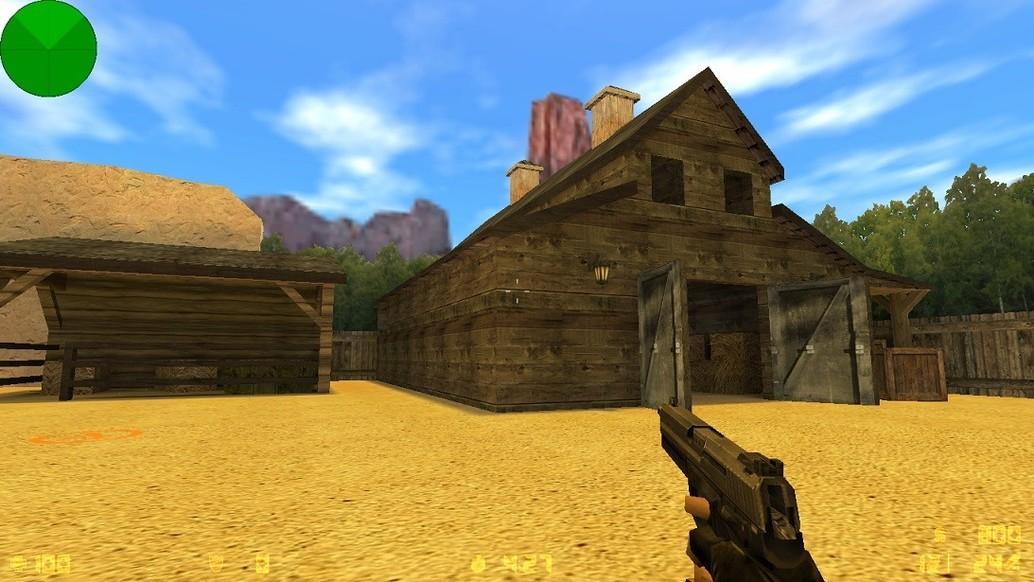 «zm_western» для CS 1.6